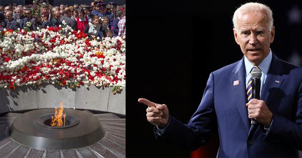 Ջո Բայդենը ապրիլի 24-ին պետք է ճանաչի Հայոց ցեղասպանությունը․  Տարածեք, թող ամբողջ աշխարհով տեսնեն այս մասին
