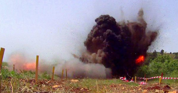 Արցախի գրավյալ տարածքներում ականի վրա 9 ադրբեջանցի է պայթել. նրանցից 4-ը մահացել է
