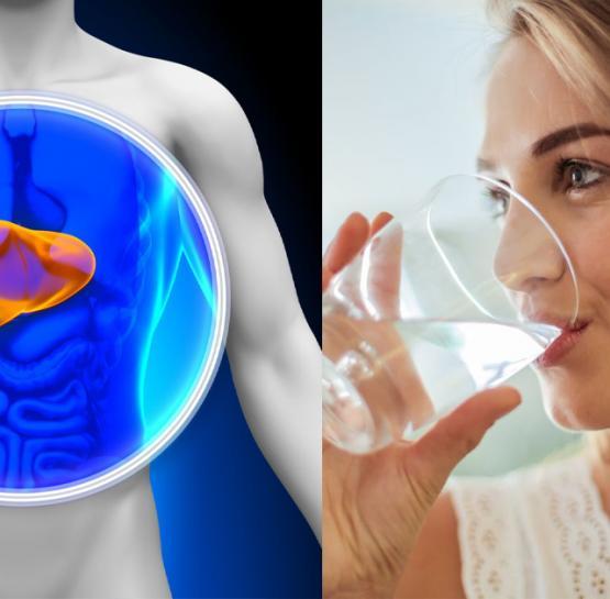 Սովորական ջրի միջոցով մաքրել լյարդը, նիհարեք 7 կգ և այդ ամենը շատ հեշտությամբ