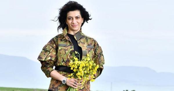 Աննա Հակոբյանի կոչը ադրբեդջանցիներին