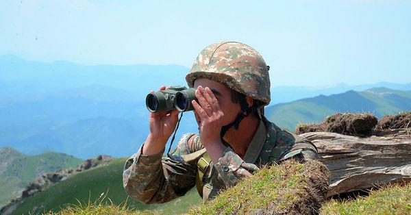Ի՞նչ իրավիճակ է այս պահին հայ-ադրբեջանական սահմանին․ ՊՆ-ն հայտարարություն է տարածել