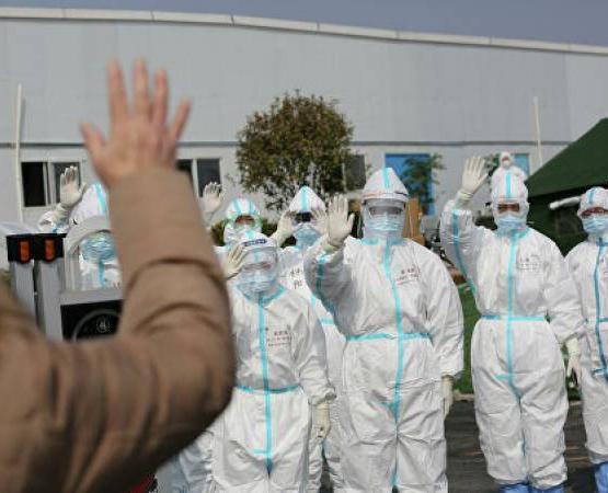 СМИ: в Ухане уже закрылись 11 из 14 временных госпиталей