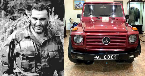 Պատմեմ ձեզ Վազգեն Սարգսյանի հայտի G500-ի պատմությունը