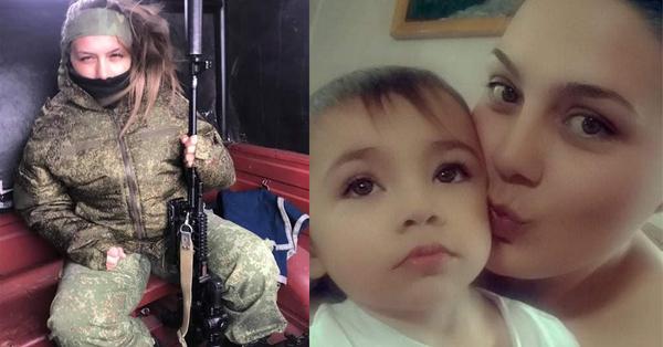Գեղեցկուհին, ով ուներ 6 ամսական երեխա ինքնակամ մեկնել է պատերազմ և ․․․ Պատերազմի ամենահուզիչ պատմություններից մեկը