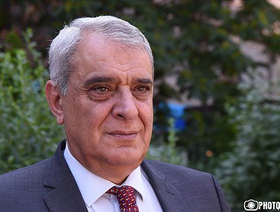 Давид Шахназарян: Премьер-министр Армении Никол Пашинян, глядя в глаза арцахцам, должен объявить, что Арцах никогда не будет в составе Азербайджана