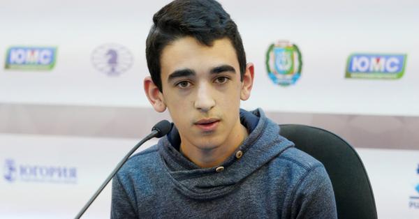 Հայկ Մարտիրոսյանը հաղթել է ադրբեդջանցի ուժեղագույն շախմատիստի