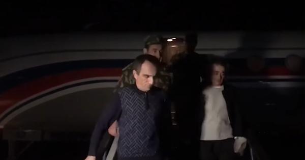 Գերիները վերադարձան Հայաստան (Տեսանյութ)