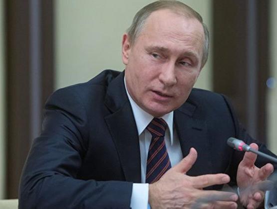 Путин заявил о нарастающей турбулентности обстановки в мире