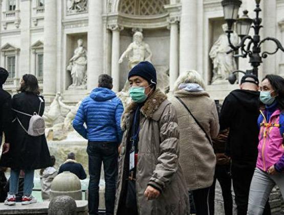 СМИ: первый случай заражения коронавирусом зафиксировали на юге Италии