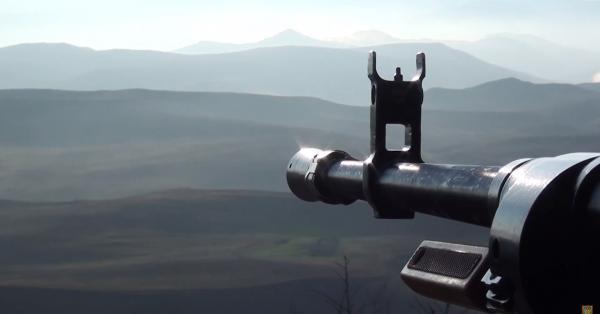 Ադրբեջանցիները դիրք են կորցրել․ Լուսանկարներ