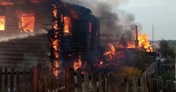 Սարսափելի հրդեհ է եղել Պոչինոկ գյուղում․ 6 մարդ է զոհվել, 5-ը՝ երեխա