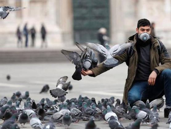 В Италии 11 человек умерли от коронавируса, еще 325 заражены