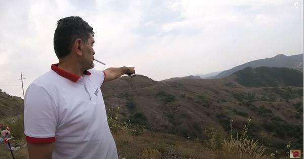Թշնամին Շուշի մտել է այստեղից (տեսանյութ)