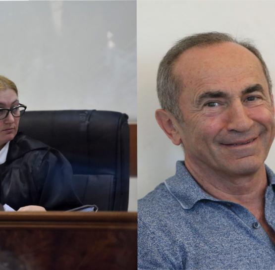 Դատարանը որոշում կայացրեք Քոչարյանին ազատ արձակելու վերաբերյալ