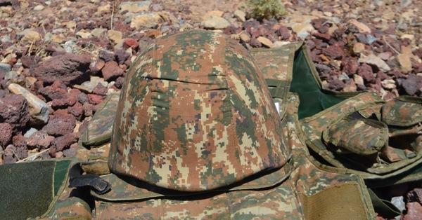 Հայ-ադրբեջանական սահմանի Արարատի մարզում հակառակորդի գնդակից հայ զինծառայող է զոհվել