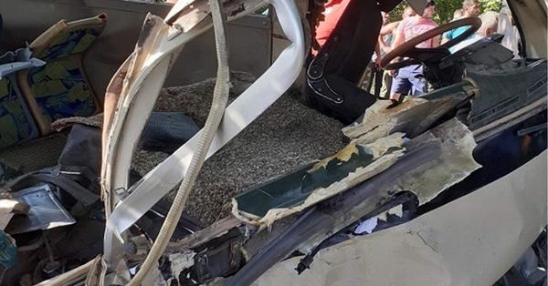 Երթուղին սպասարկող ավտոբուսը վթարի է ենթարկվել․ Կան տուժածներ
