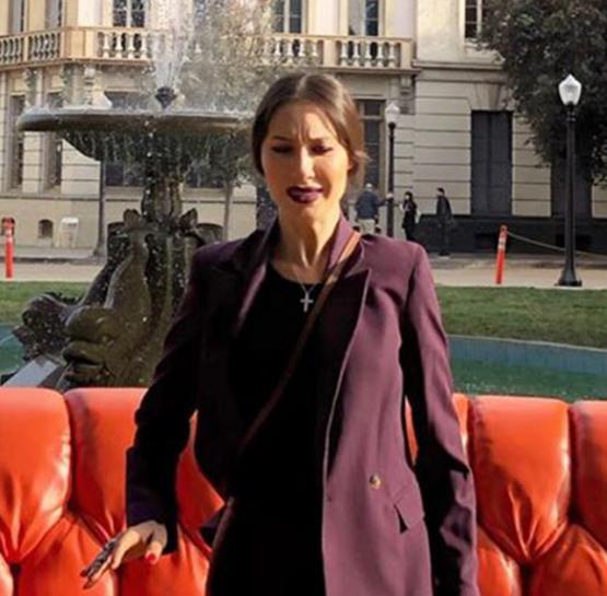 Նազենի Հովհաննիսյանը իր դժվարությունները հաղթահարելու մասին հրապարակում է կատարել