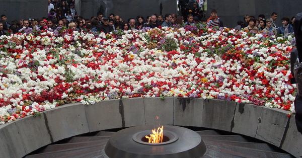 Ֆլեշմոբ․ Հավանեք և տարածեք, եթե ապրիլի 24-ին այցելելու եք Ծիծեռնակաբերդ ՝ Հայոց ցեղասպանության զոհերի հուշահամալիր