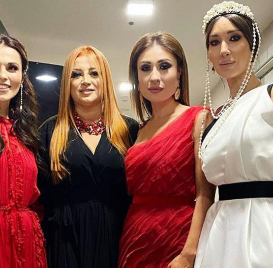 Նազենի Հովհաննիսյանի նոր  և շատ գեղեցիկ լուսանկարը․ Ռուս և հայ աստղերի հետ