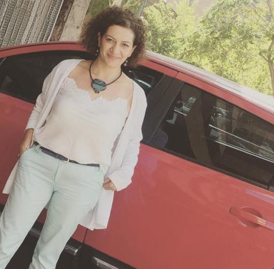 Աննա Հակոբյանի գեղեցիկ Ֆոտոշարքը ՝ Կասկադից