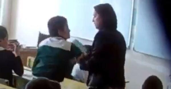 Սարսափելի դեպք դպրոցում․ Ուսուցիչը երեխային վիրավորում է և բռնության ենթարկում (տեսանյութ)