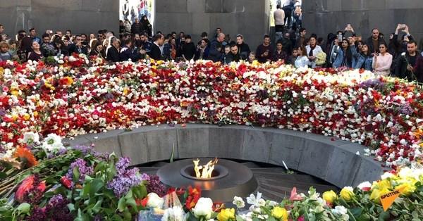 Ապրիլի 24-ին ուզումա երկրաշարժ լինի, ուզումա կլոունավիրուս լինի, ինչ ուզումա լինի, մենք պիտի գնանք Ծիծեռնակաբերդ, ցեղասպանության զոհերի հիշատակը հարգելու