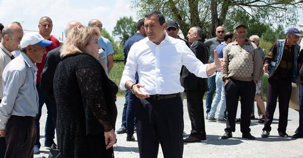 Յուրաքանչյուր քաղաքական գործիչ պետք է կարողանա շփվել մարդկանց հետ. Տիգրան Արզաքանցյան