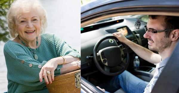 Օրվա անեկդոտը․ Տատը տաքսու վարորդին