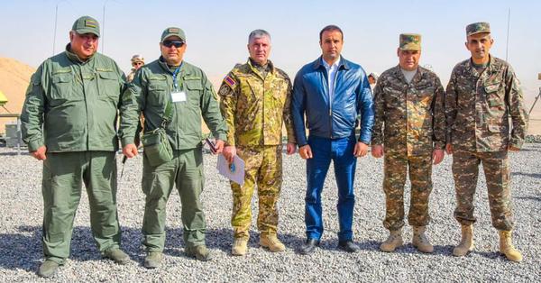 Տեսեք թե ով է ներկայացնում Հայաստանը ՝ ՀԱՊԿ զորավարժություններին