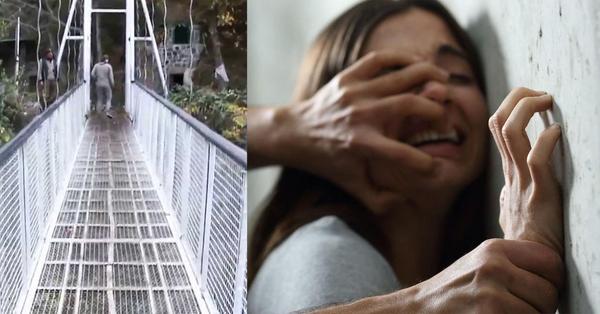 «Սատանի կամուրջ» կոչվող տեղանքում,  կնոջ կամքին հակառակ փորձել է սեռական հարաբերություն ունենալ նրա հետ, սակայն...
