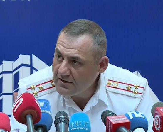 Investigative Committee denies reports on firing Amulsar detective