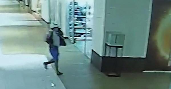 Տեսանյութ, թե ինչպես է հանցագործը Երևանի բանկերից մեկը թալանում, մոտ 100 մլն դրամ