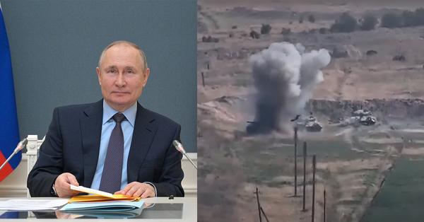 Հարց․ Ինչու՞ Ռուսաստանը չկասեցրեց պատերազմը. Պատասխան
