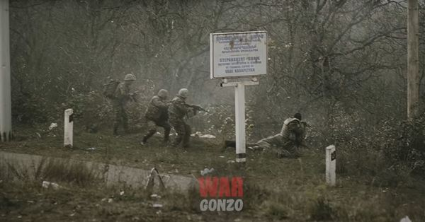 Բացառիկ կադրեր․ Շուշիի վերջին մարտը (տեսանյութ) WarGonzo