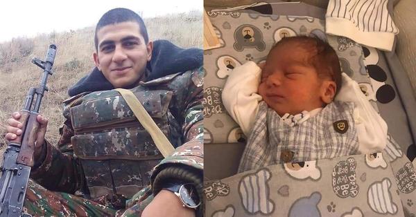 Ծնվել է Արցախյան 44-օրյա պատերազմի ժամանակ զոհված Սարգիս Դանոյանի հարազատ եղբայրը ՝ Դանիելը