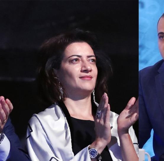 Անշնորհակալ և քինախնդիր նախկին լրագրող ամուսինները. Նարեկ Սամսոնյան