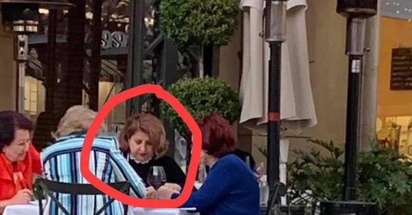 Գլենդելի սրճարաններից մեկում նստած են 4 կին․ Երանի Ռիտա Սարգսյանը լիներ