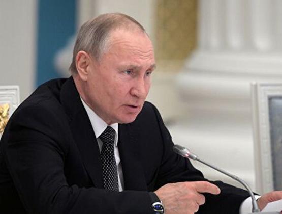 В Кремле заявили о выполнении мер по защите президента от коронавируса