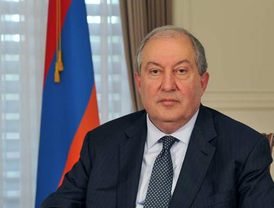 """We all demand a peaceful and safe Artsakh"", President Sarkissian's Independence Day address"