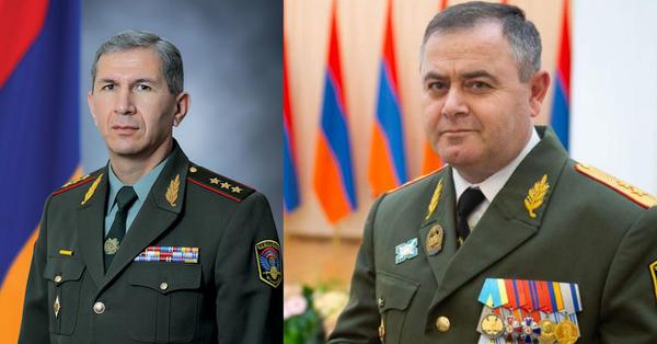 Օնիկ Գասպարյանը ազատված է իր պաշտոնից, իսկ Արտակ Դավթյանը նշանակվել է համապատասախան պաշտոնում