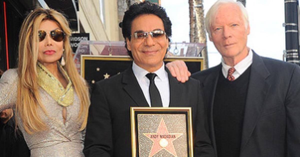 Հայտնի երգիչ Անդին ստացել է աստղ Հոլիվուդի փառքի ճանապարհի վրա․ Շնորհավոր