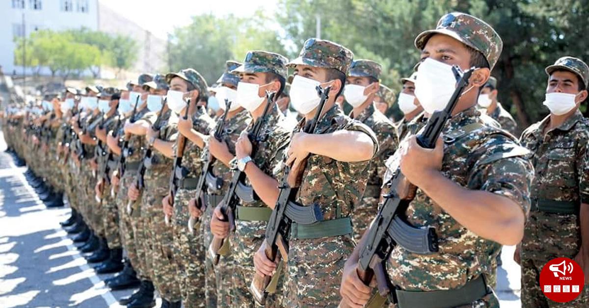 Փառք մեր Հայոց բանակին և քաջ զինվորներին