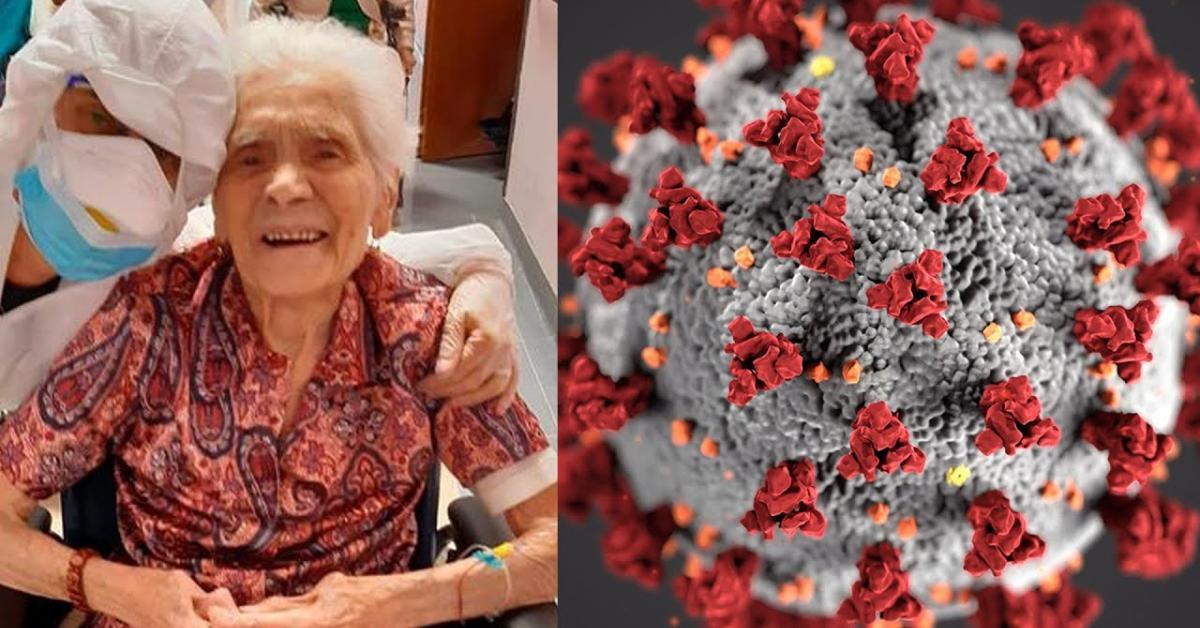 85 ամյա կինը, ով բուժվել է կորոնավիրուսից կիսվում է իր գաղտնիքով