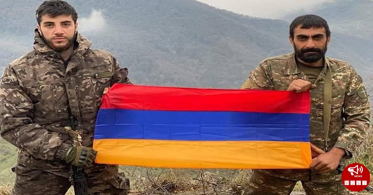 Թող ծածանվի եռագույնը, հաղթական է նրա գույնը․ Բարի ծառայություն մեր քաջ զինվորներին